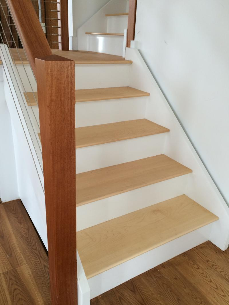 Kerber Farms Lumber Co Stair Treads